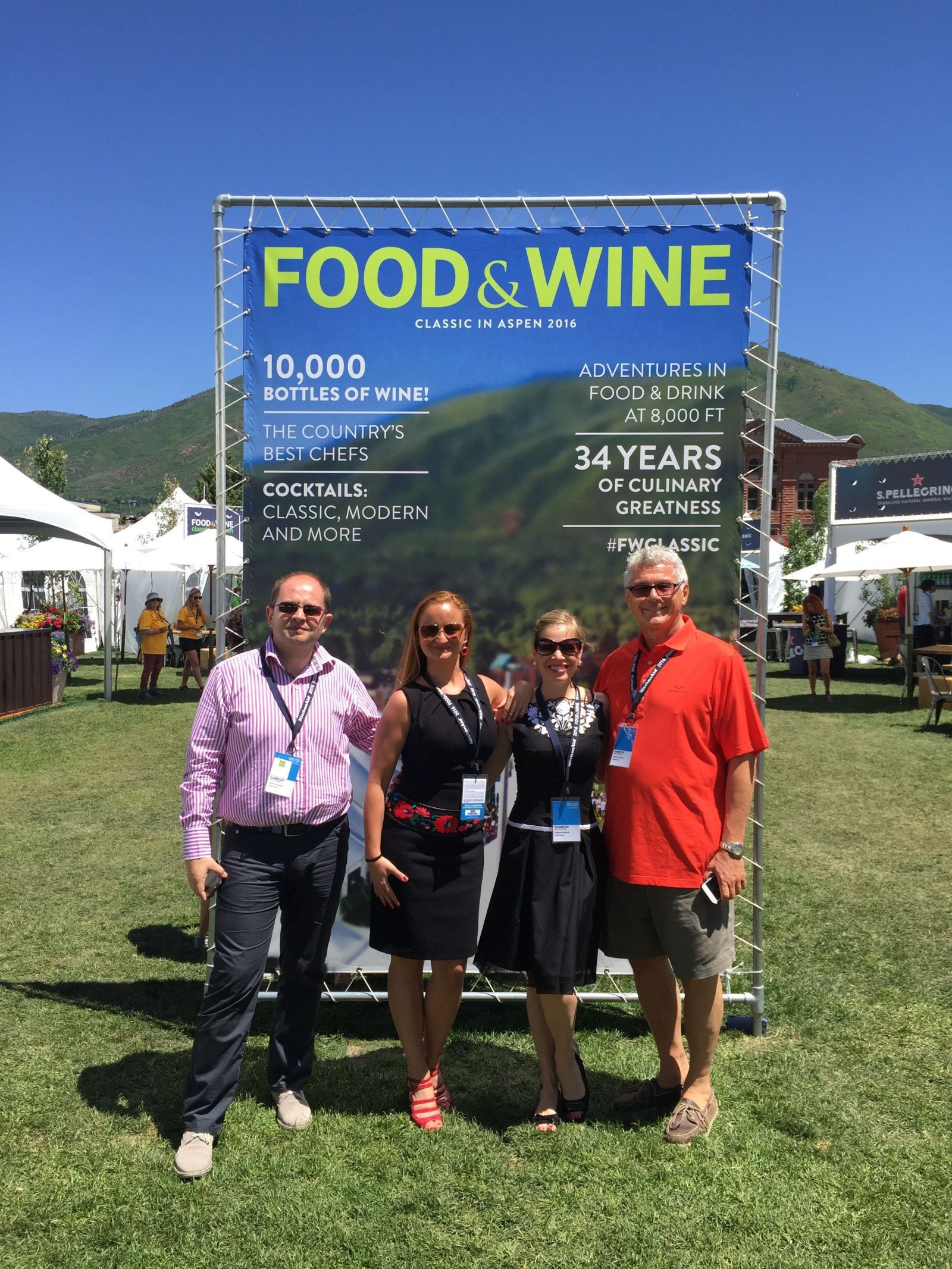 Aspen Food and Wine